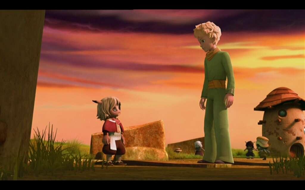 Le Petit Prince rencontre Caracatus