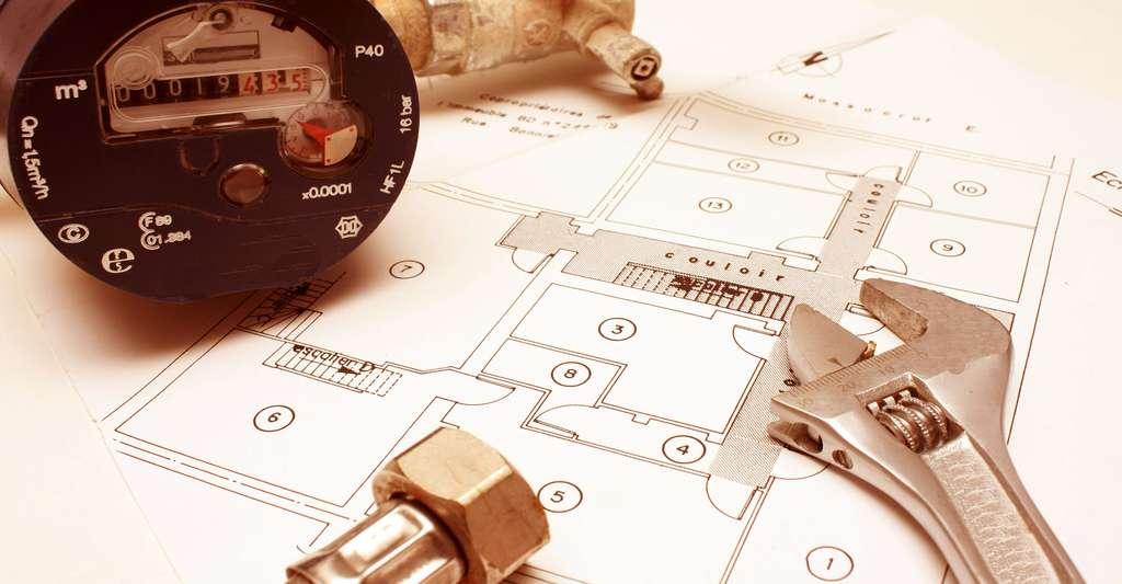 Comment monter un circuit d'arrosage automatique ? © Benjamin LEFEBVRE, Fotolia