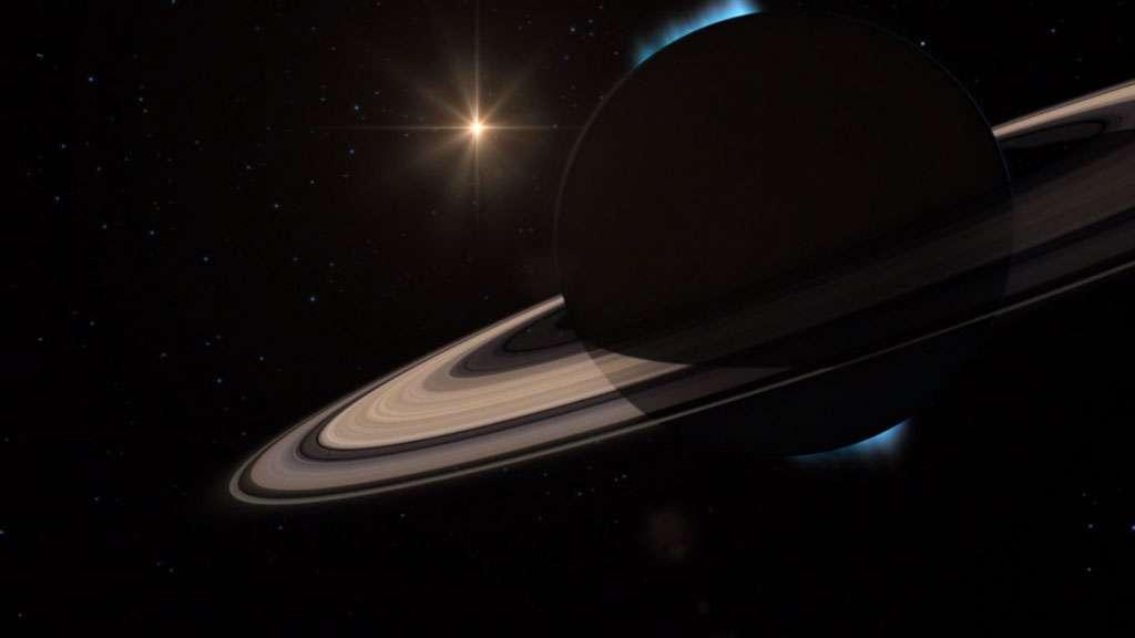 Les vents de Saturne