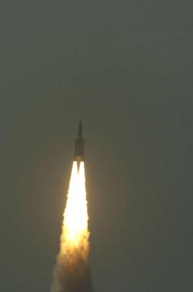 Ariane 5 ECA V164 : lancement réussi !