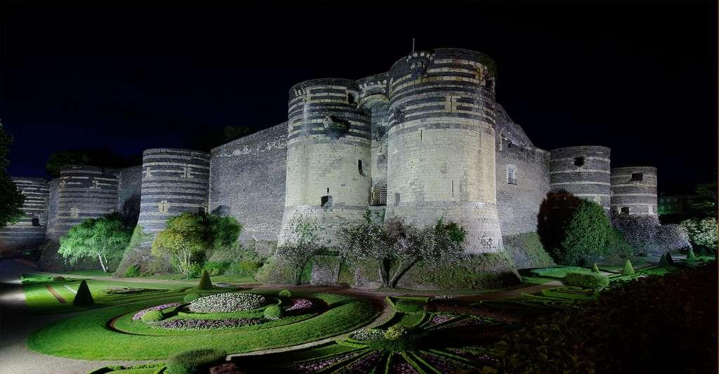 Le Château du bon Roi René à Angers. © Pgauti, Wikimedia commons, CC by-sa 3.0