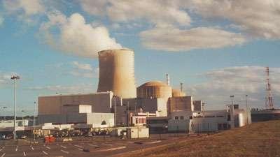 Centrale nucléaire de Civaux France © Archeos