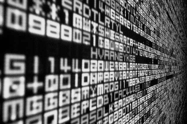 Regroupées massivement, les données numériques peuvent être décryptées pour mieux comprendre le monde qui nous entoure. © R2hox, Flickr, CC by-sa 2.0