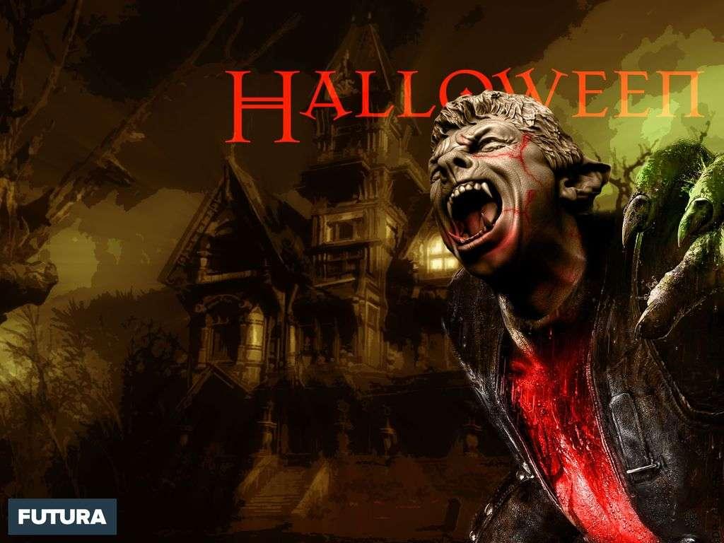 Halloween : le château du vampire