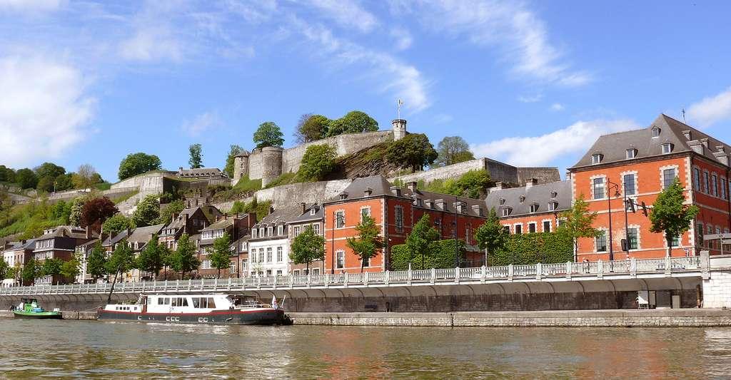 La Citadelle de Namur. © Ad Meskens - CC BY-SA 3.0