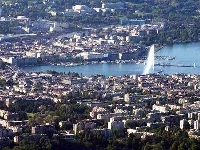 À Genève, des cas de pollution du sol par le chrome VI ont été constatés. © DR