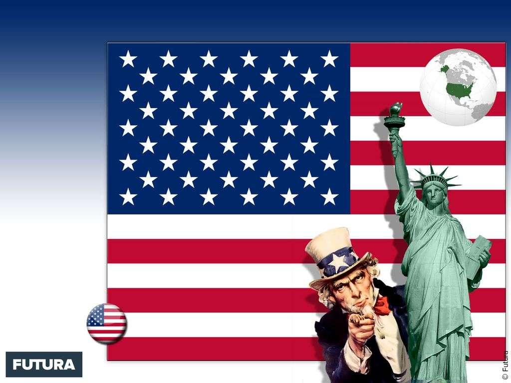 Drapeau : États-Unis