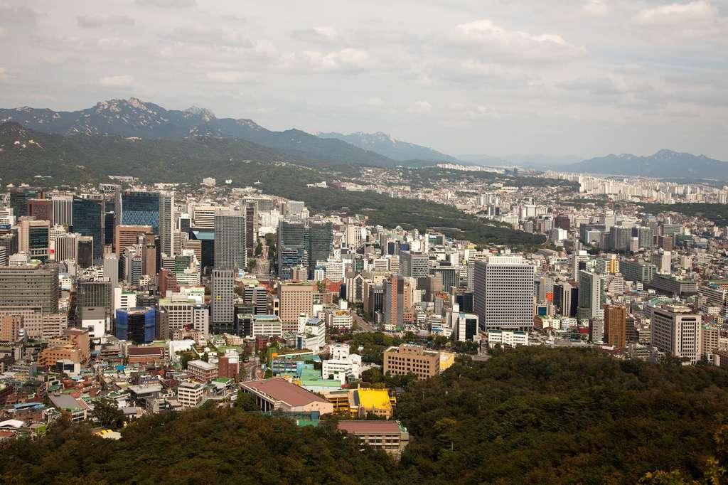 La Corée du sud enregistrerait un gain important en espérance de vie. © Cristian Andriana, Fotolia