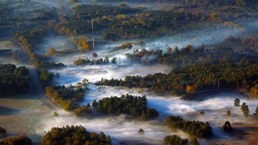 Le brouillard, ce nuage qui touche le sol