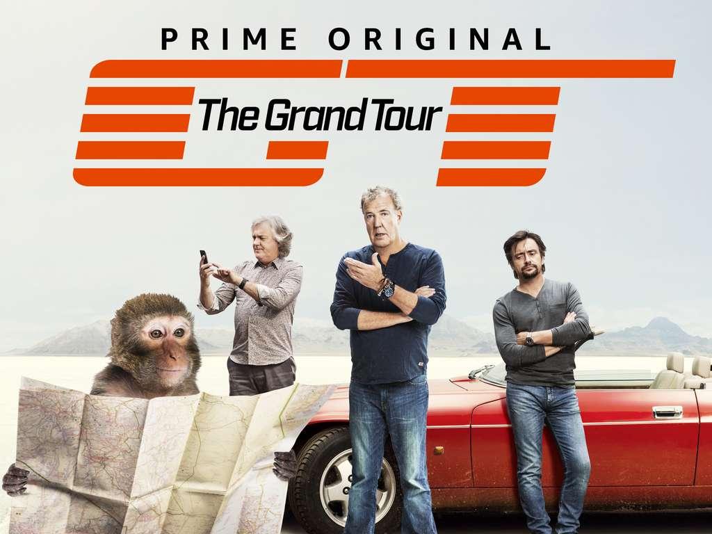 The Grand Tour. © Amazon