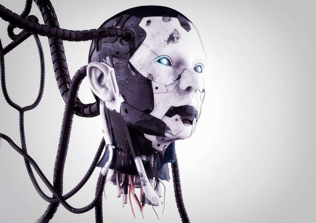 La mort du robot Jander pose un réel problème au détective Baley pour une simple raison : elle est impossible ! ©Yehven, Fotolia