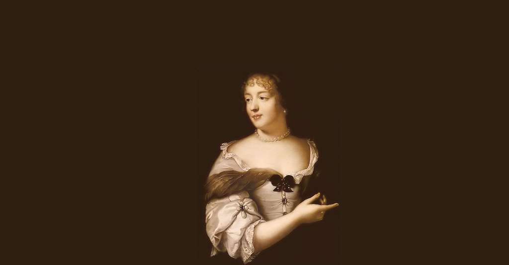 Portrait de Marie de Rabutin-Chantal, plus connue sous le nom de Madame de Sévigné. © Phrood, DP
