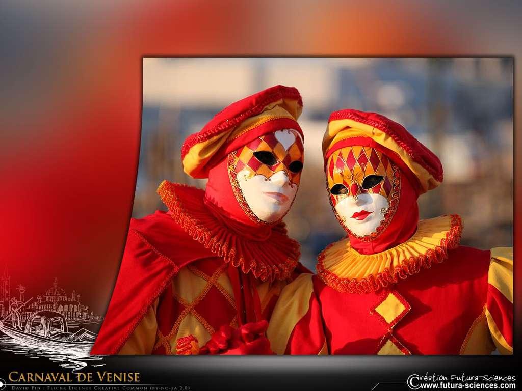 Carnaval de Venise - Arlequin
