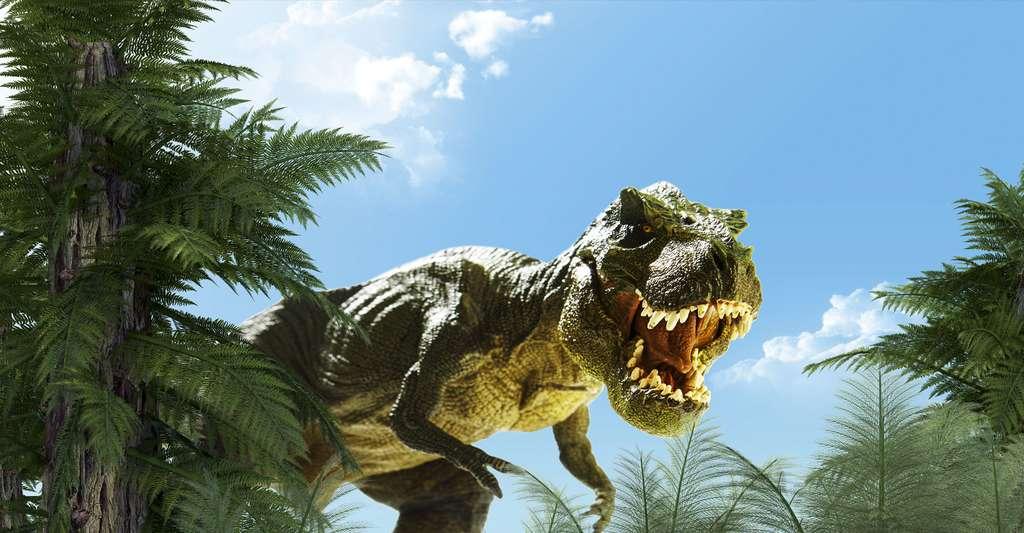 La représentation des dinosaures est souvent caricaturée. © Metha1819, Shutterstock