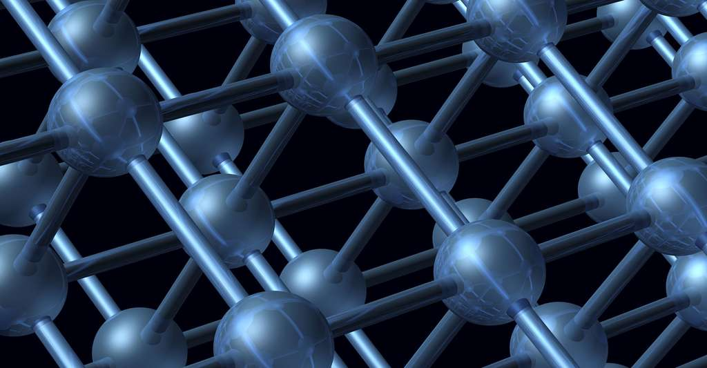 Nanoparticules en 3 D. © Anteromite, Shutterstock