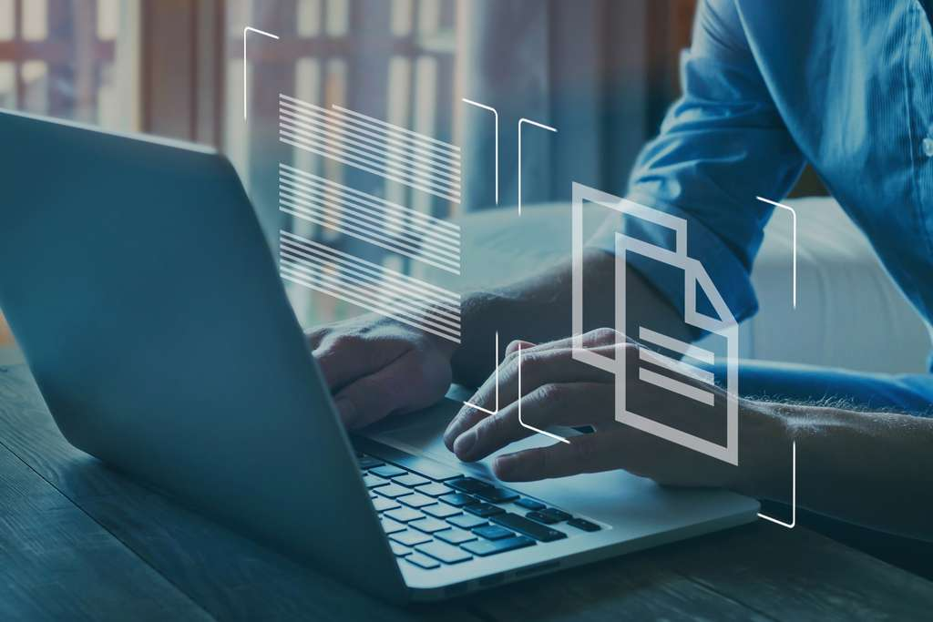 La dématérialisation est de plus en plus utilisée, mais attention à bien protéger ses données, notamment lors d'un contrat 100 % numérique. © Song_about_summer, Adobe Stock