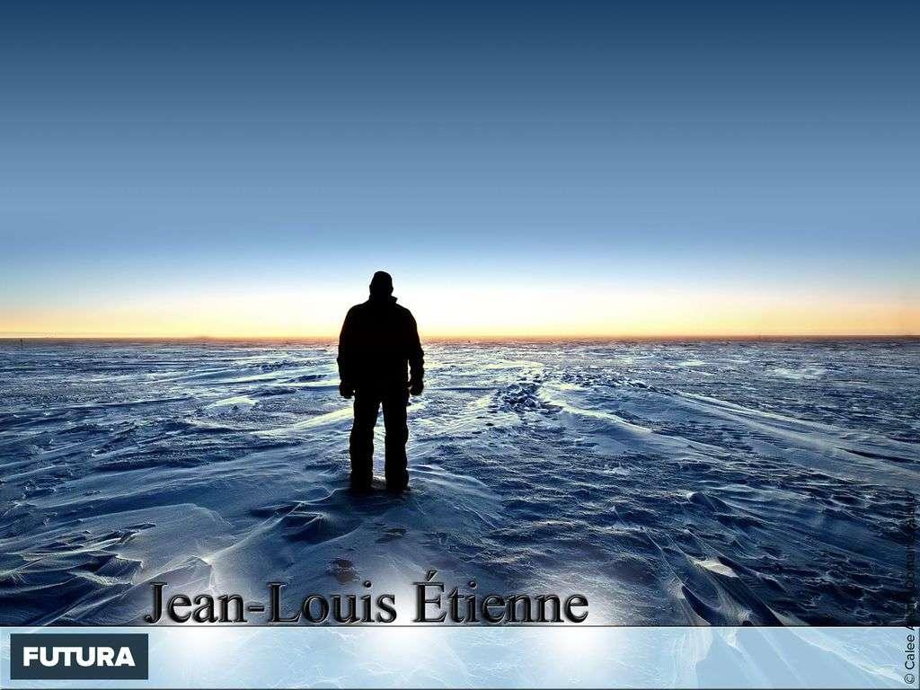 Jean-Louis Etienne - Pôle nord seul et à ski