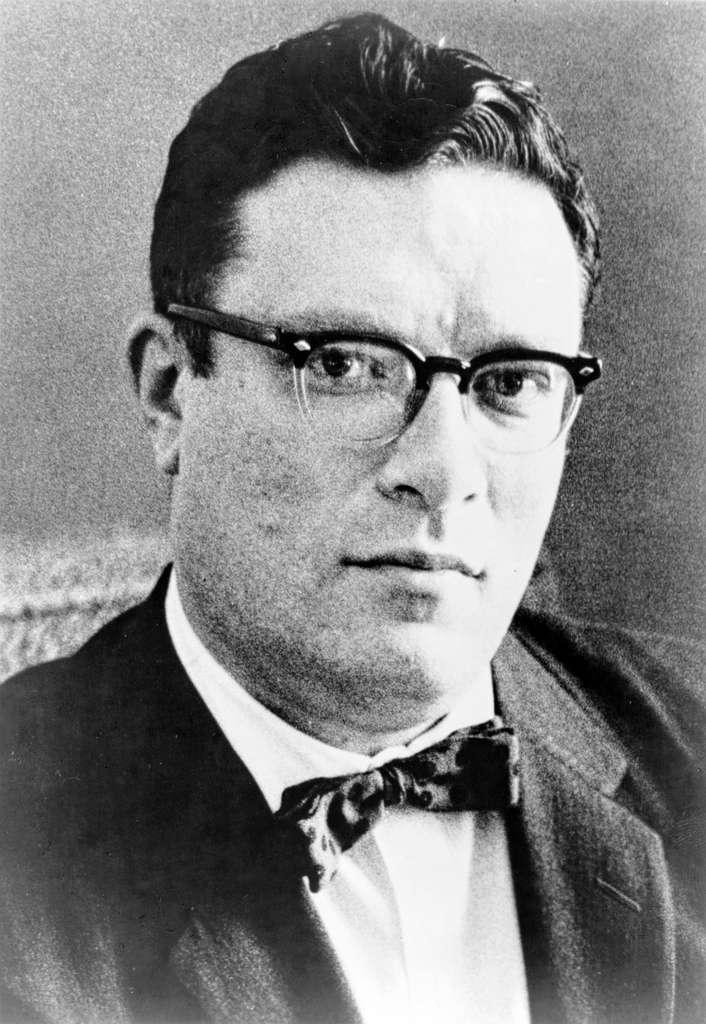 Photographie d'Isaac Asimov datant d'avant 1959. © Wikimedia Commons, DP
