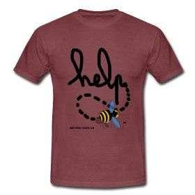 Cliquez pour accéder à la boutique des T-shirts abeilles.