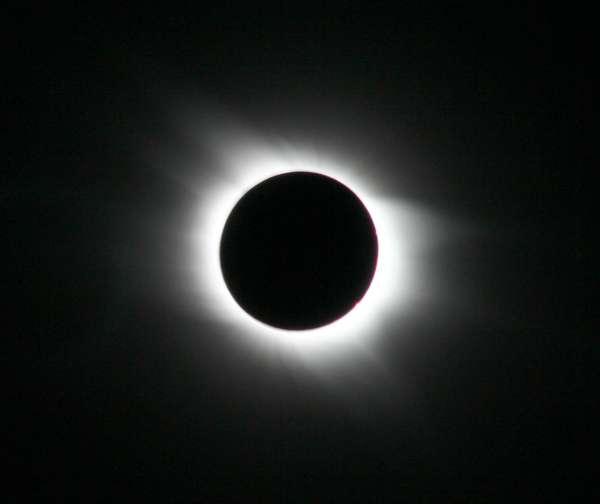 Eclipse du 29 Mars : Totalité