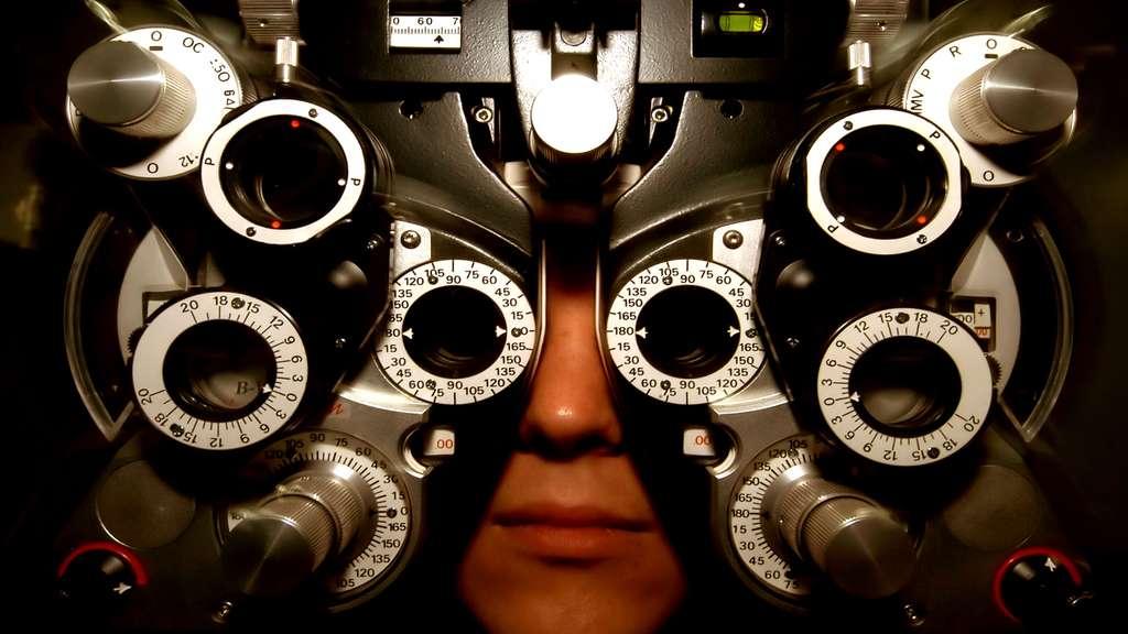 La consultation chez l'ophtalmologiste