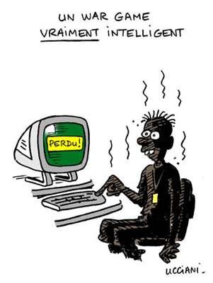 © Ucciani - Gueules d'Humour pour Futura-Sciences