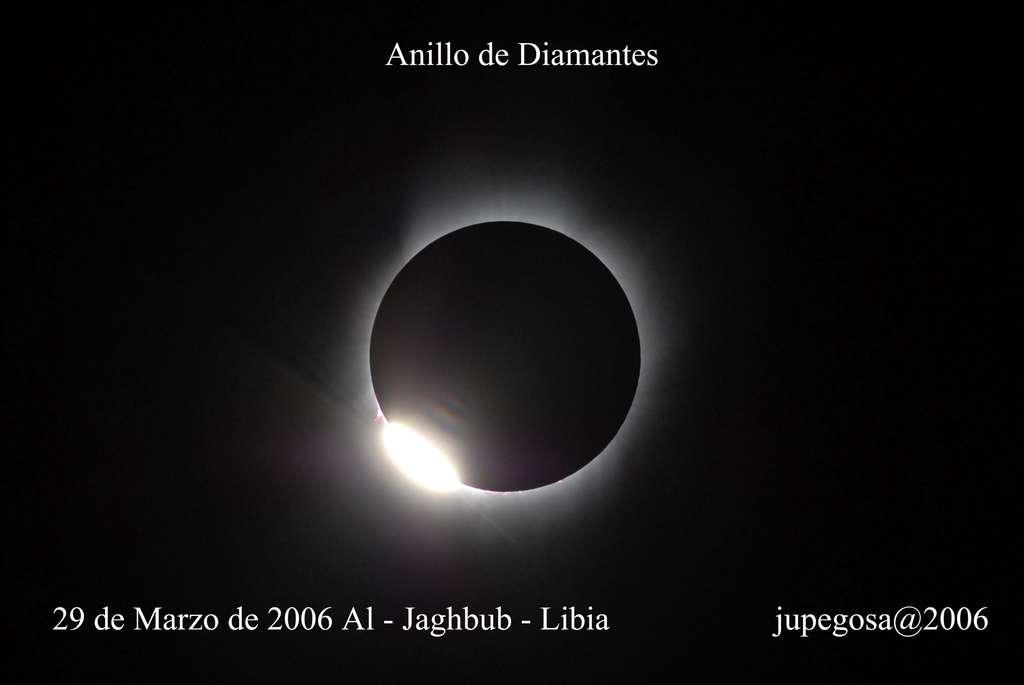 Anneau de diamant : de Libye