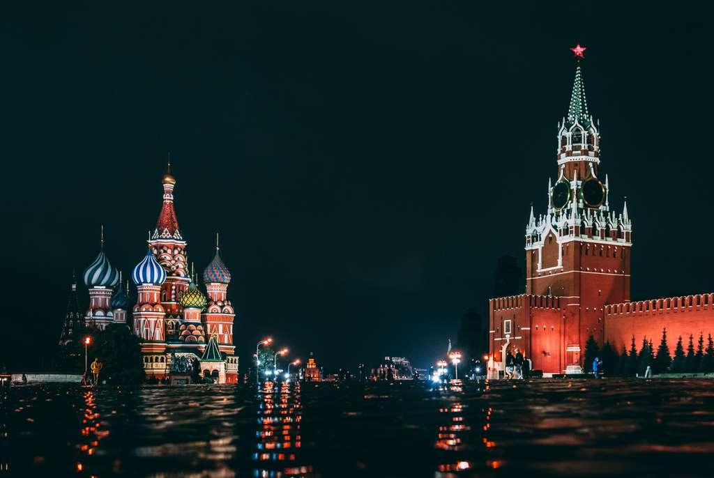 Une vue sur le Kremlin. © Николай Воробьев, fotolia