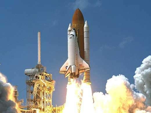 La navette spatiale américaine utiliserait occasionnellement du matériel d'espionnage.
