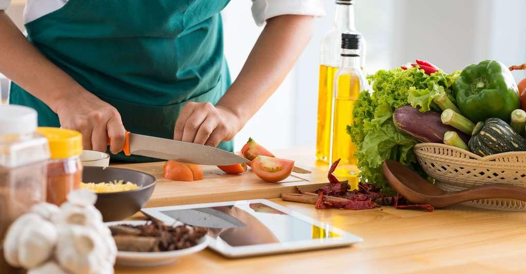 Comment bien aménager sa cuisine ? © Dragon Images, Shutterstock