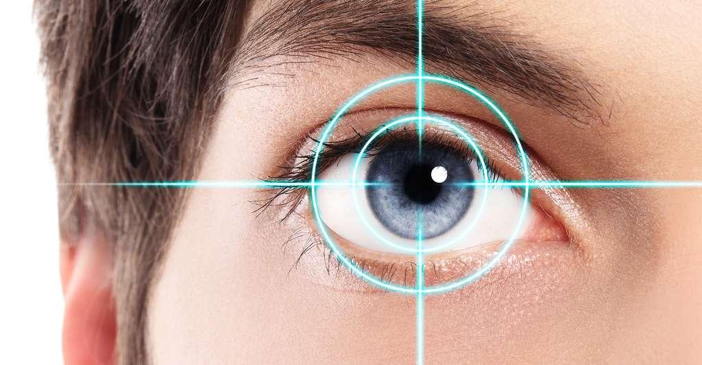Comment fonctionne la reconnaissance de l'iris ? © Visivastudio, Shutterstock