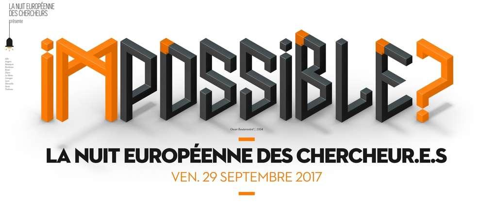 La promesse de défis... © Nuit européenne des chercheur.e.s
