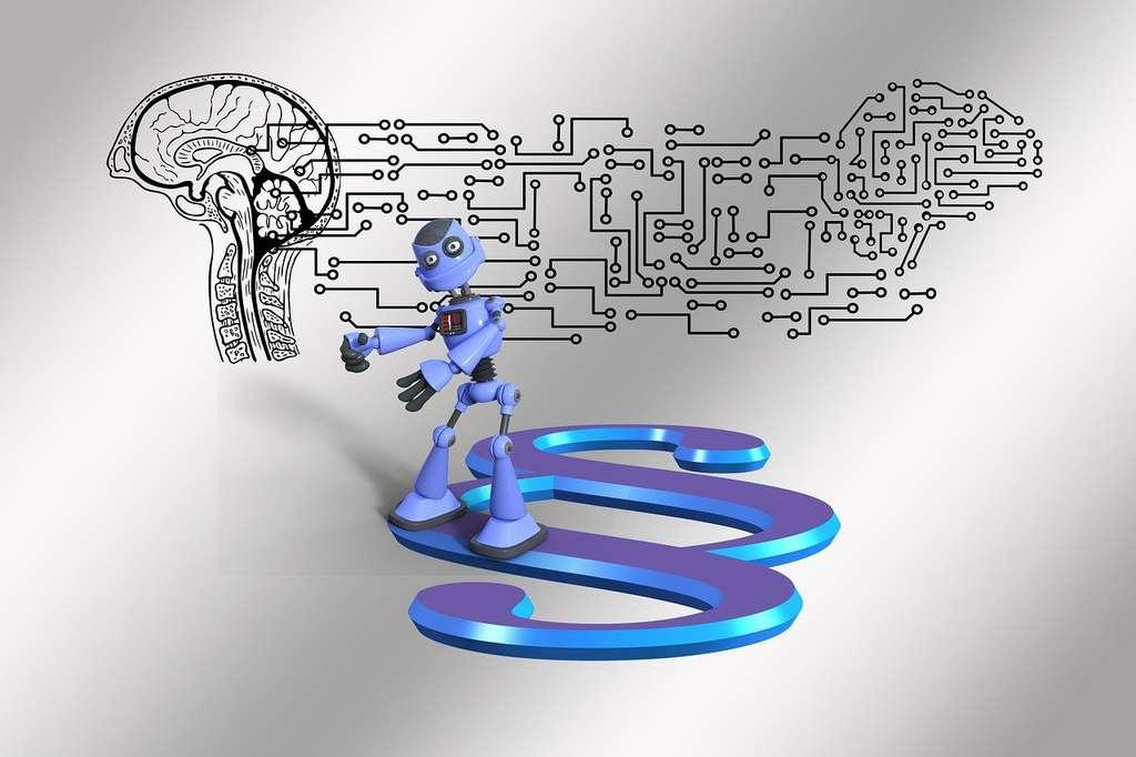 L'utilisation aveugle d'une technologie peut être un facteur d'« incapacitation ». © Geralt, Pixabay, DP