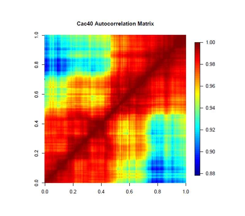 Figure 4 - Les matrices sont des tableaux de nombres décrivant quantitativement une réalité. Elles abondent en biologie et en finance. © Julien Riposo - Tous droits réservés