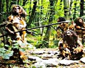 Les Hommes ont commencé par être des cueilleurs et des chasseurs. © DR