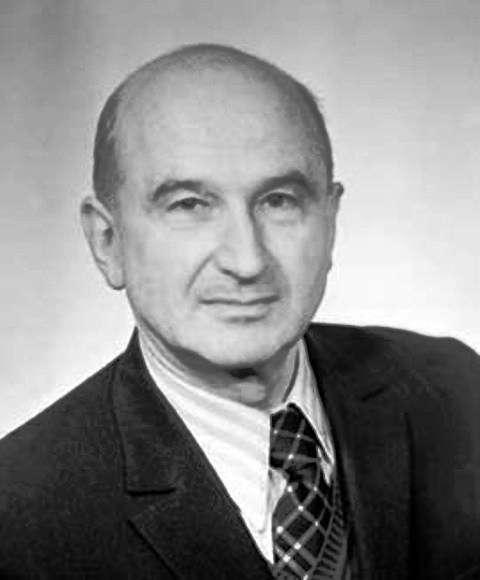 Le physicien Evgeny Lifshitz. © The MacTutor History of Mathematics archive