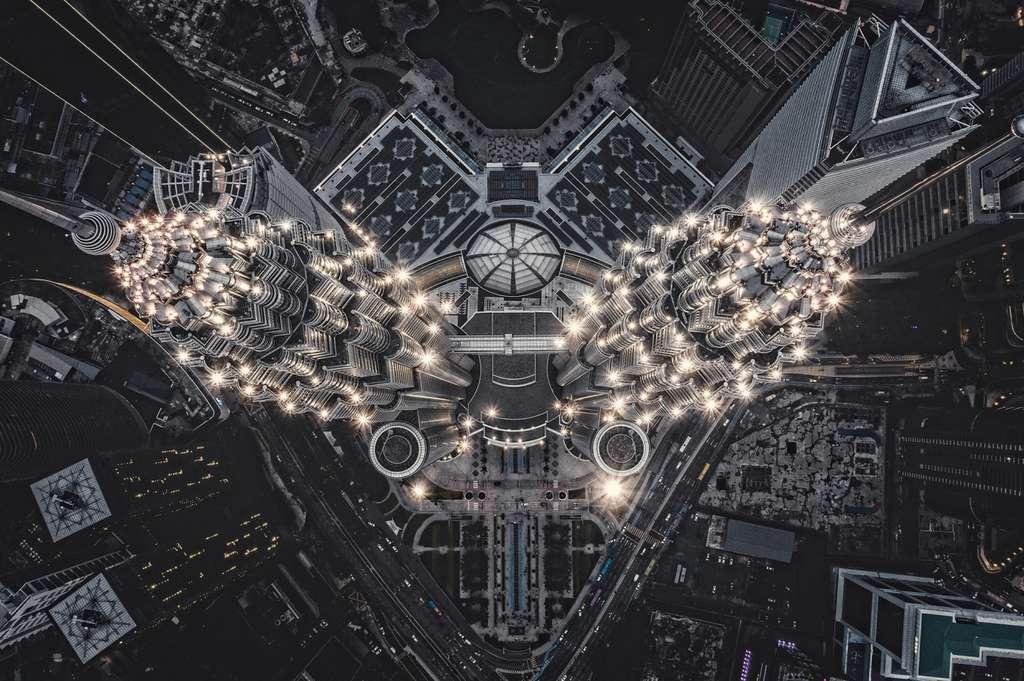 Structure extraterrestre, Malaisie. © Tomasz Kowalski, Drone Photo Awards
