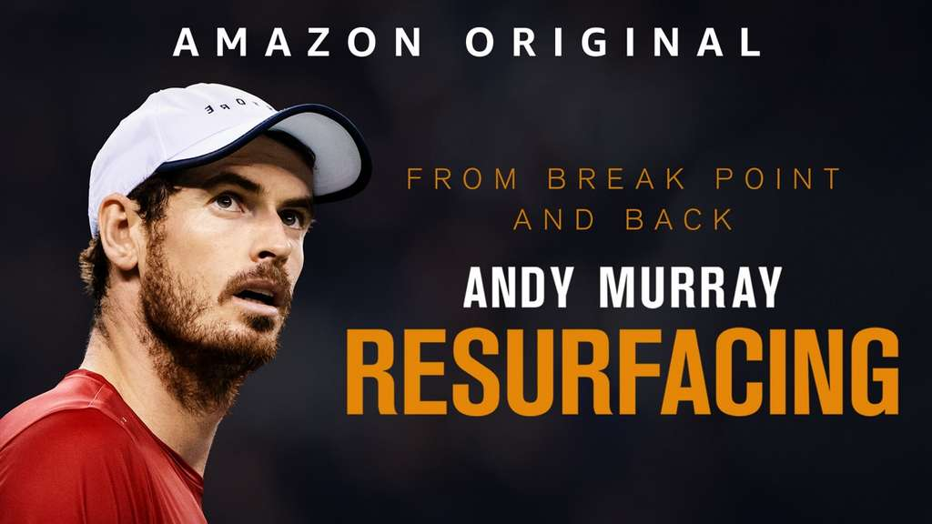 Andy Murray : Refaire surface. © Amazon