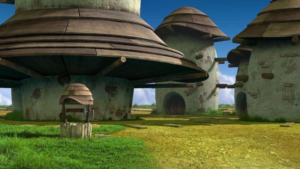 Habitations de la Planète Temps