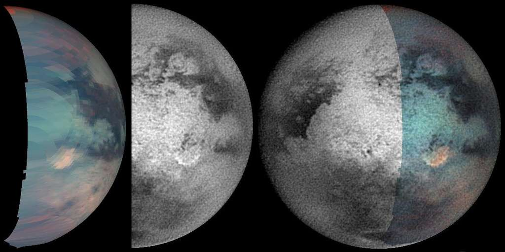 Point chaud anormal sur Titan
