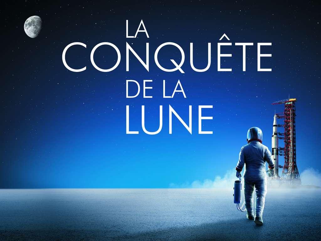 La conquête de la Lune : toute l'histoire. © Amazon