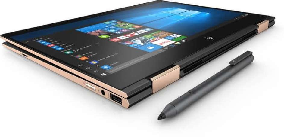 Le Spectre HP est le mariage parfait entre un ordinateur portable et une tablette numérique. © HP Store