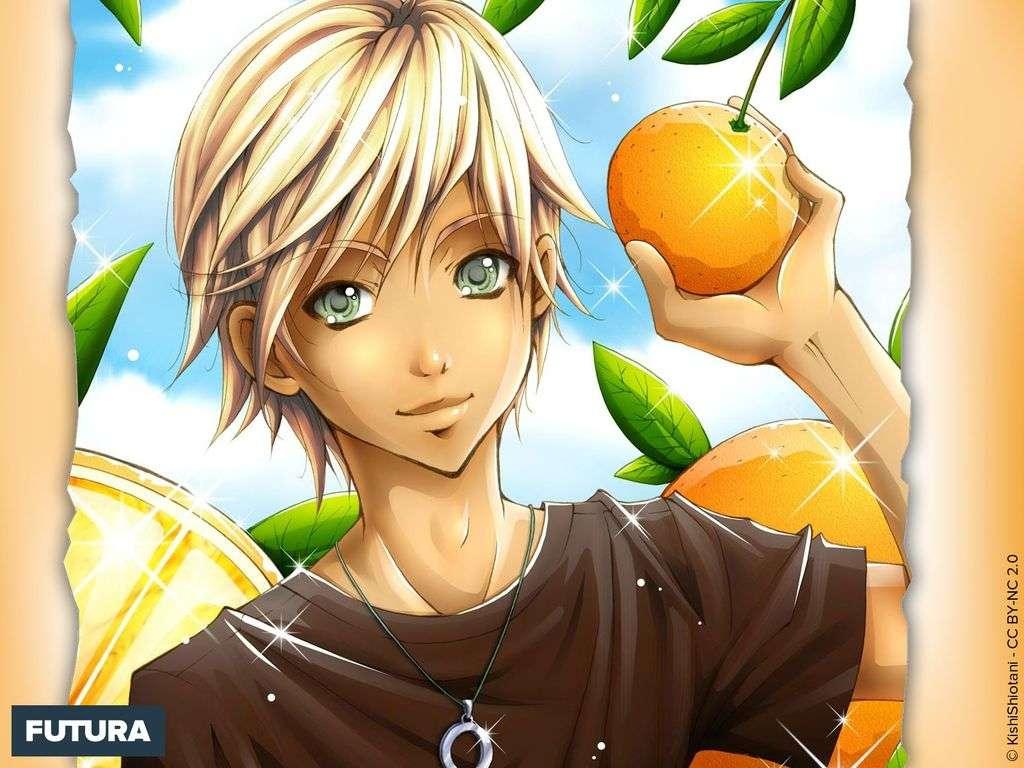 Cueilleur d'oranges