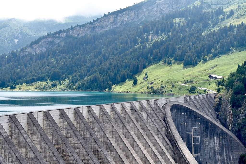 L'énergie hydraulique des grands barrages constitue aujourd'hui encore la première des énergies renouvelables. © Pexels, Pixabay, DP