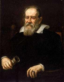 Cliquer pour agrandir. Galilée en 1636, peint par Justus Sustermans