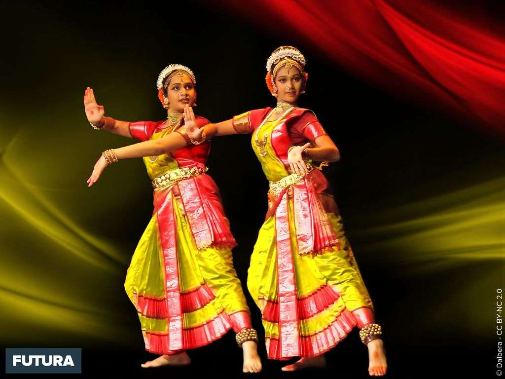 Danseuses de Kuchipudi - Inde