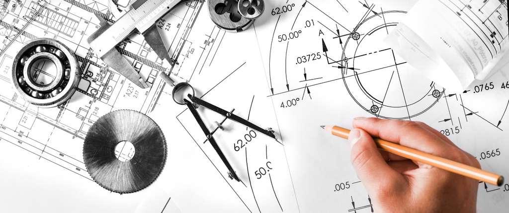 Projet de travail dans l'industrie de l'ingénierie. © Milan, Adobe Stock  - bdb54dd042 50180502 ingenierie technologique2 - Comment intégrer une entreprise dans l'ingénierie technologique ?
