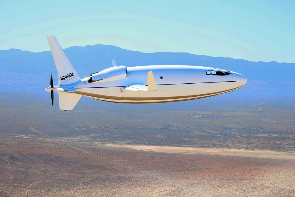 Le Celera 500L est conçu pour transporter jusqu'à six passagers. © Otto Aviation