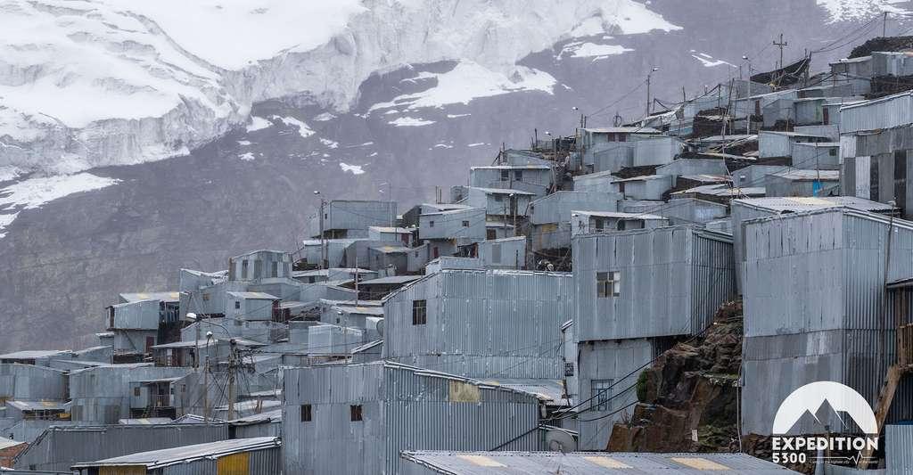 Les chercheurs de l'Expédition 5300 ont passé deux semaines à La Rinconada. Ils rapportent une série de résultats qui demandent désormais à être analysés en profondeur. © Expédition 5300