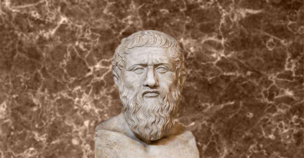 Buste de Platon. © Marie-Lan Nguyen, Wikimedia commons, CC by 3.0